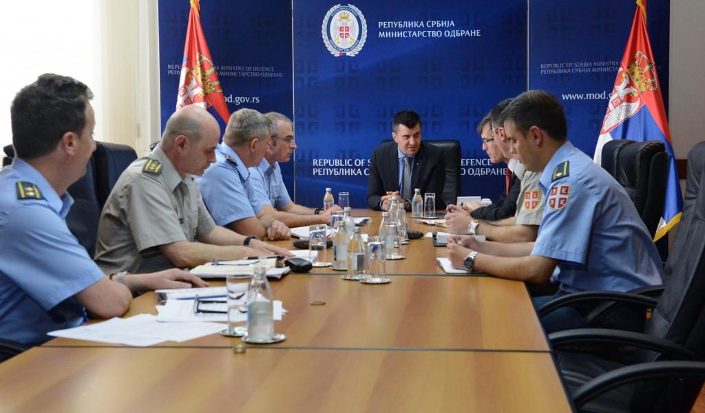 Представљени извештаји комисија и Инспектората о паду авиона Супер галеб Г 4