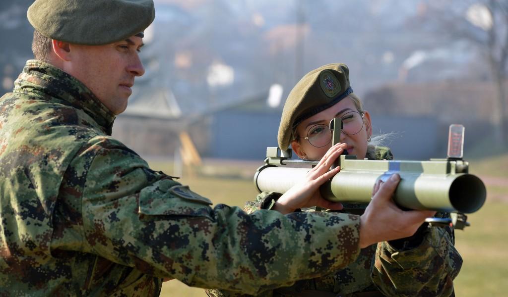 Provera obučenosti vojnika na služenju vojnog roka
