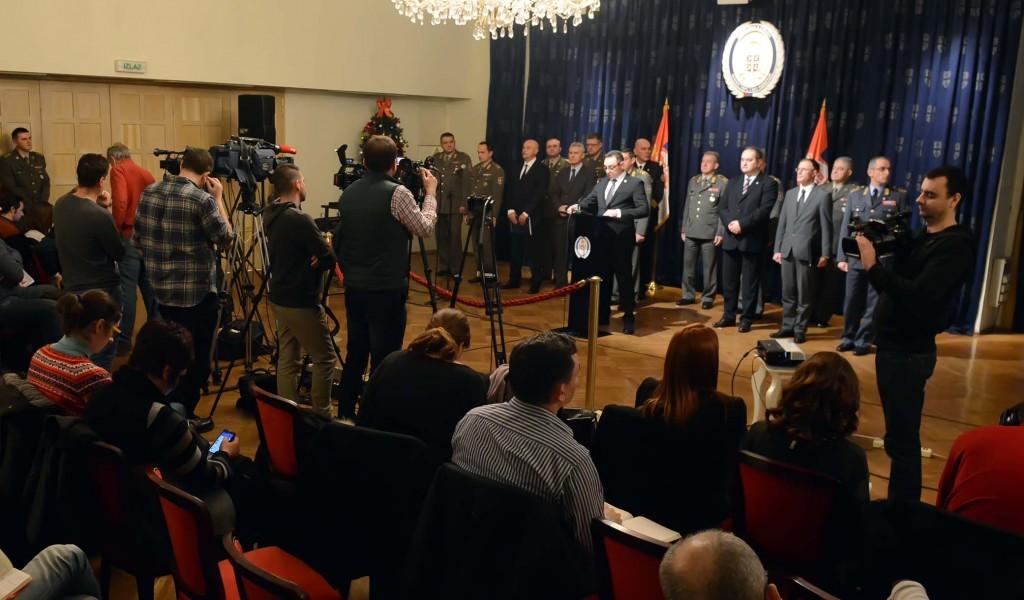 Министар Вулин Србија би волела мирнију и стабилнију ситуацију у региону