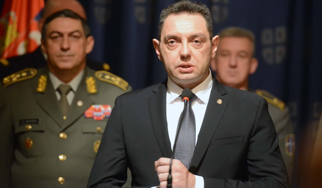 Србија је мирољубива земља која чува себе и свој простор