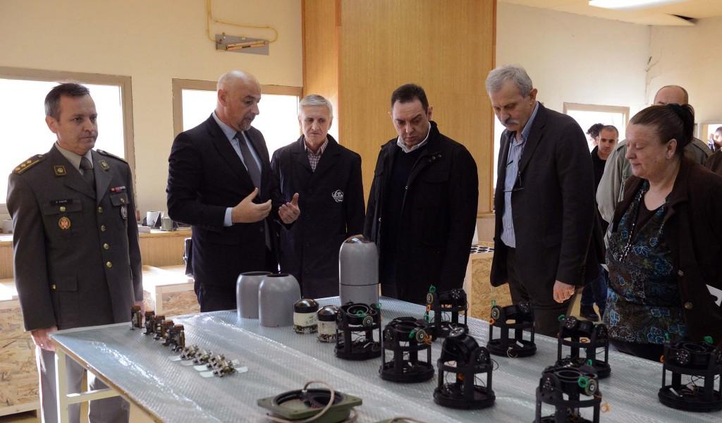 Телеоптик Жироскопи поново на ногама захваљујући инвестицији Владе Републике Србије