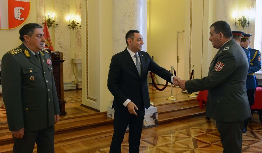 Војска Србије наставља да води рачуна о стамбеним потребама својих припадника