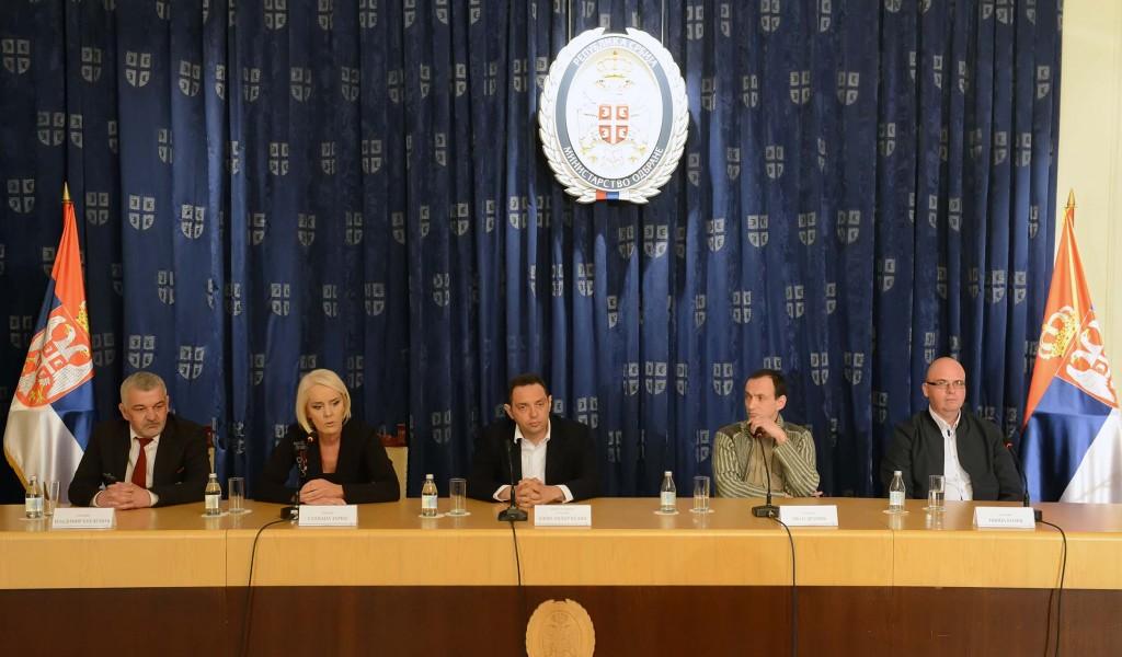 Ministar Vulin Mi imamo čime da se ponosimo agresori na Srbiju ne