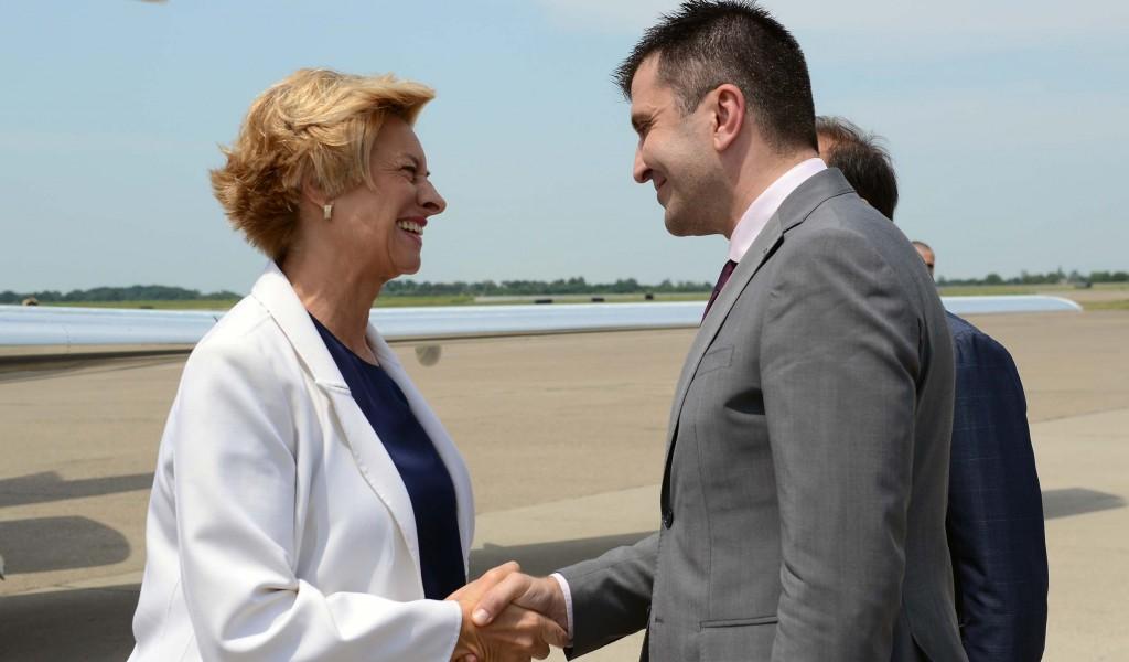 Јачање партнерских односа Србије и Италије