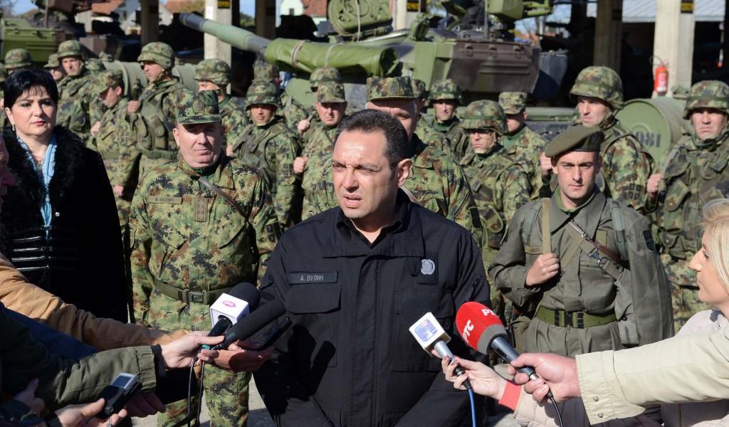 Vojska je zahvalna vrhovnom komandantu