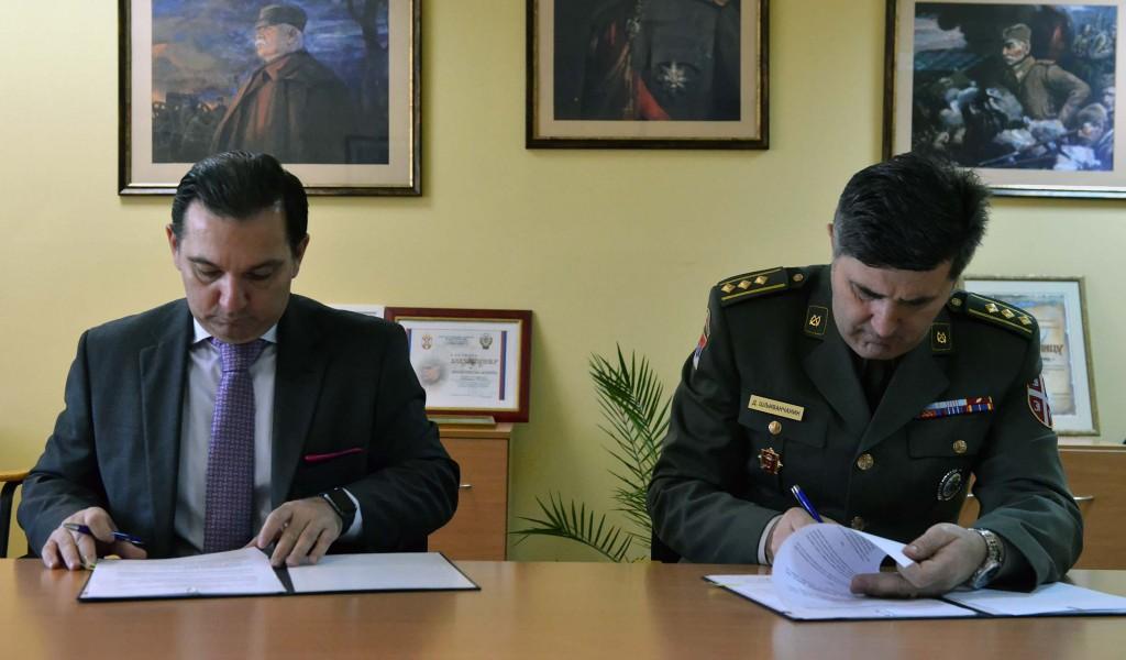 Потписан Споразум о сарадњи са Високом струковном школом за предузетништво