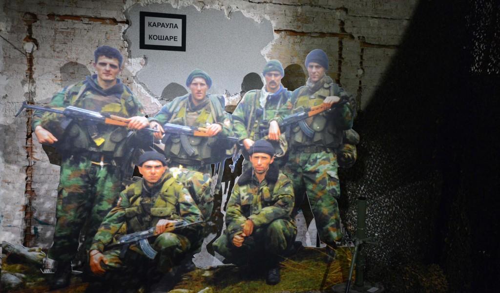 Otvorena izložba Odbrana 78 posvećena odbrani od NATO agresije