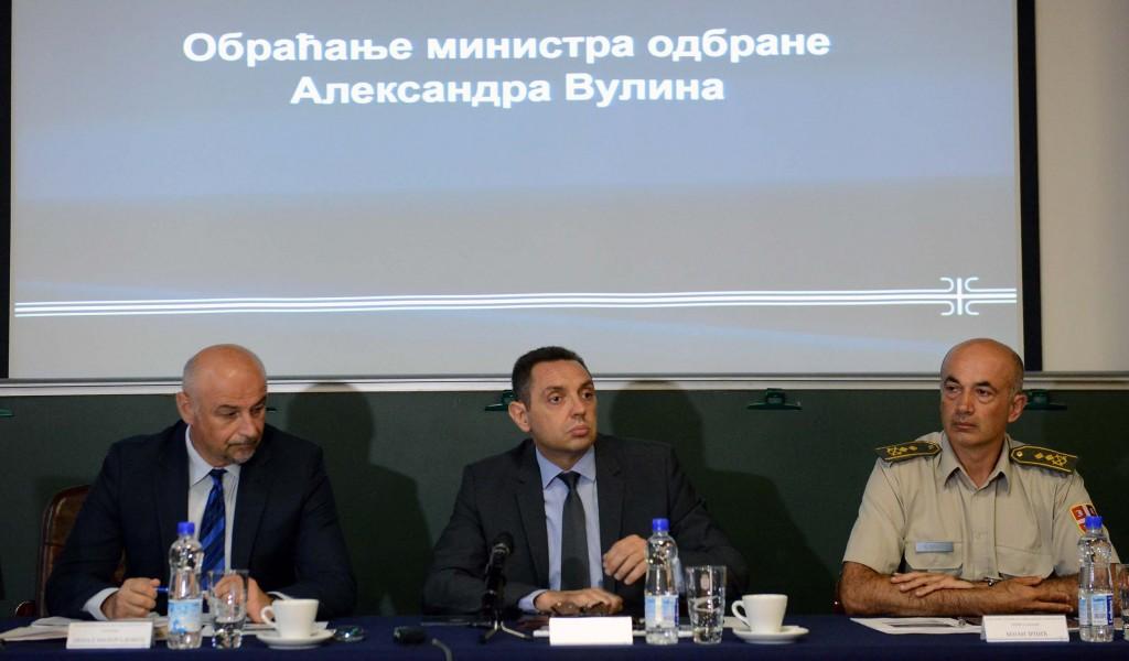 Одбрамбена индустрија развојна шанса Србије