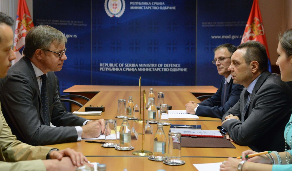Србија инсистира на формирању Заједнице српских општина