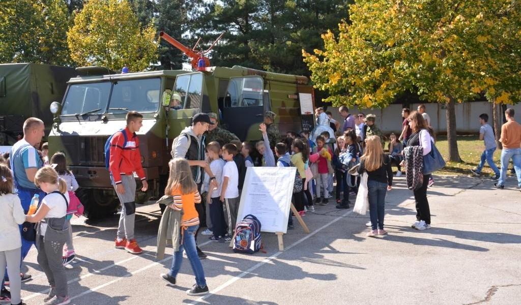 An Open Day Campaign at Kuršumlija