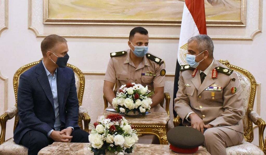 Министар Стефановић допутовао у званичну посету Египту