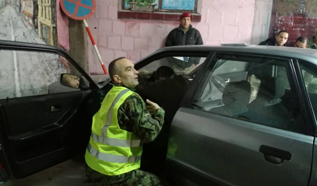 Војска Србије обучава припаднике Оружаних снага Ирака