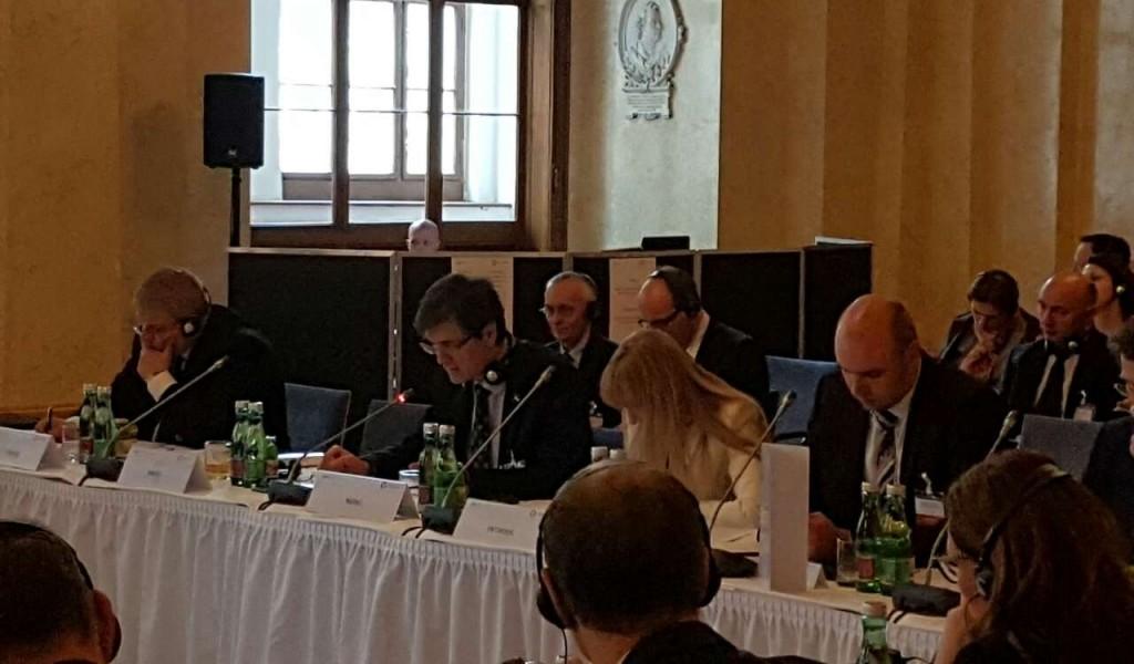 Учешће државног секретара Ненада Нерића на састанку ЦЕОС