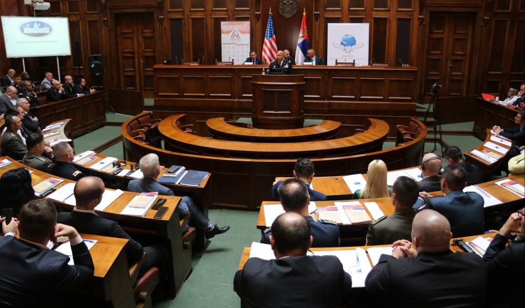 Државни секретар Живковић на међународном округлом столу Српско амерички односи