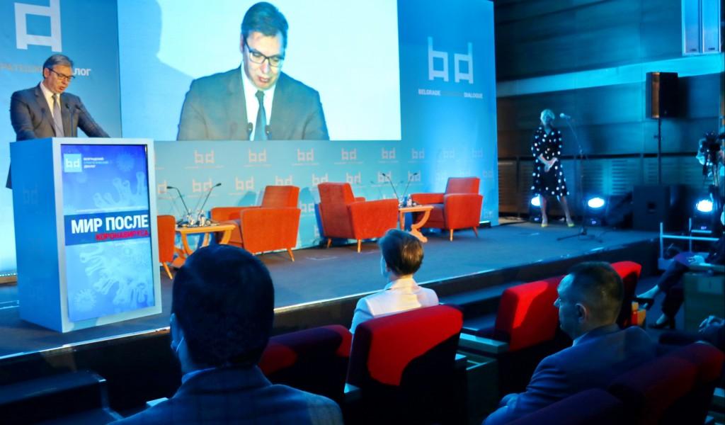 Међународна конференција Свет после вируса корона