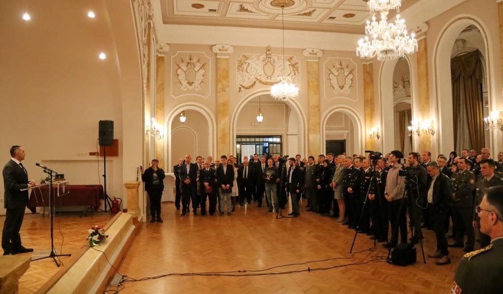 Свечаност поводом 176 годишњице Војномедицинске академије