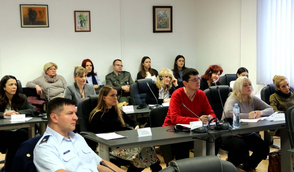 Експертски разговори војних психолога Србије и САД