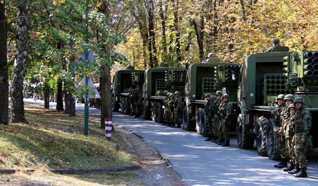 Војска Србије спремна да заштити своју земљу и све грађане од могућих претњи