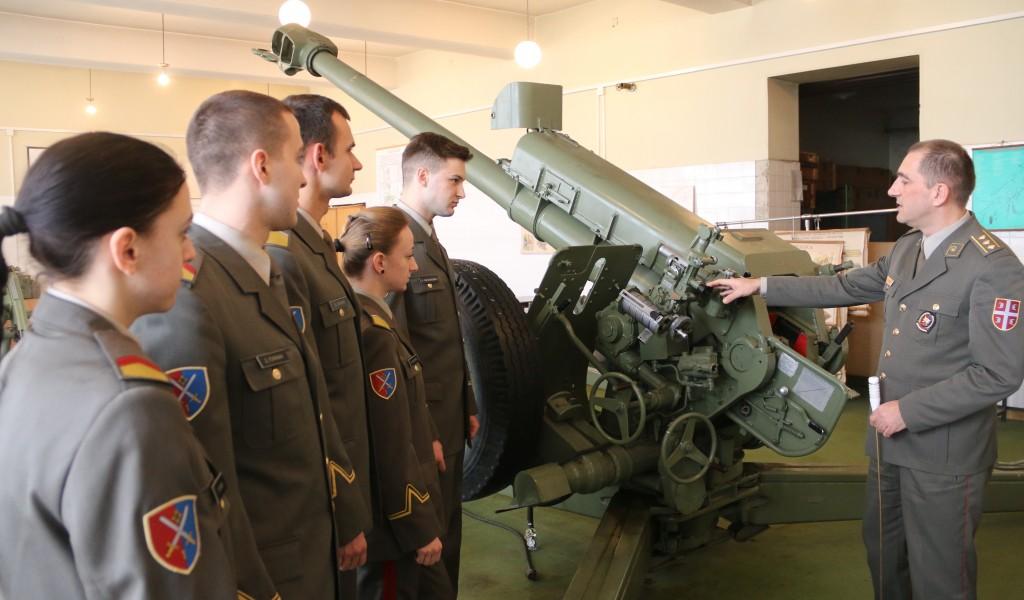 Konkursi za prijem u vojne škole otvoreni su do 15 marta