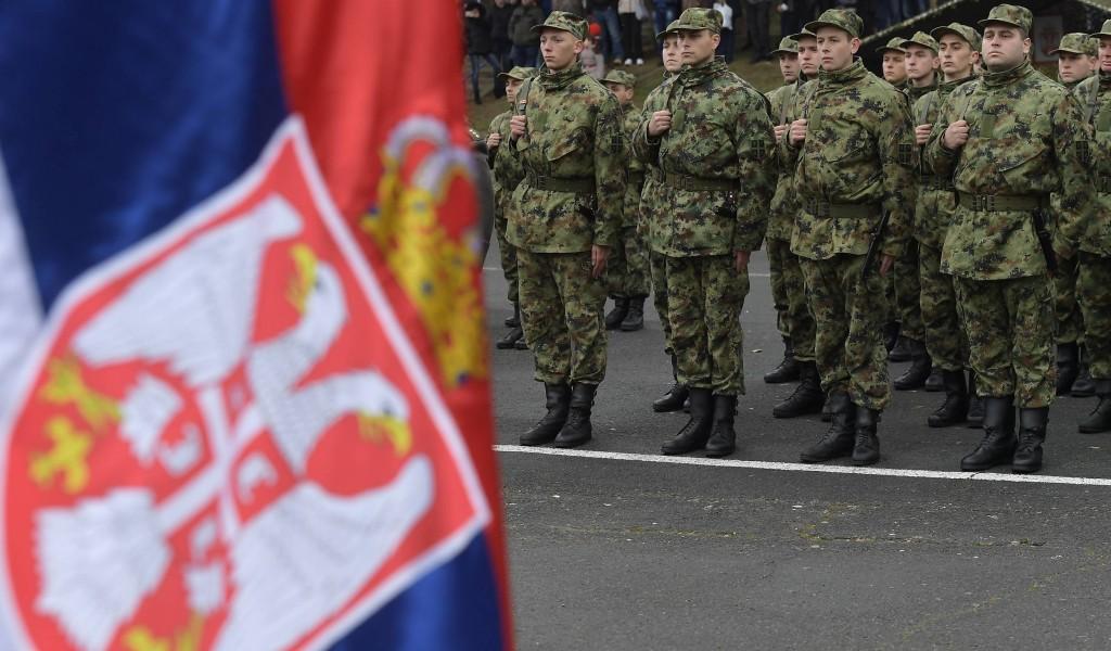 Децембарска класа војника положила заклетву