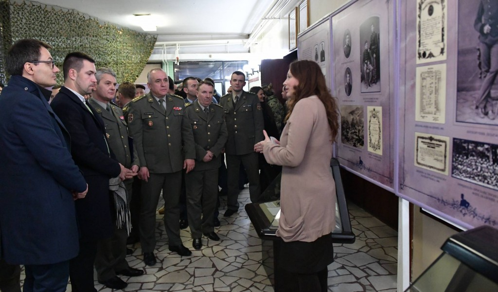 Изложба Војвода Петар Бојовић знамења славе и части стигла у Краљево