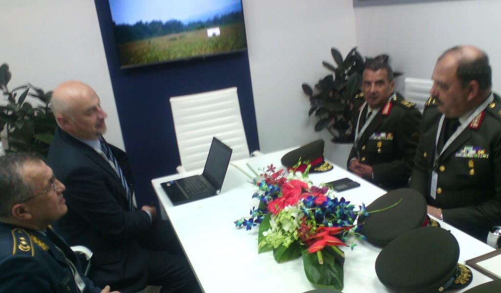 Динамичне активности српских представника на сајму у Абу Дабију