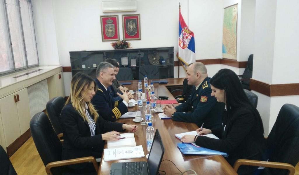 Прве билатералне одбрамбене консултације са Црном Гором