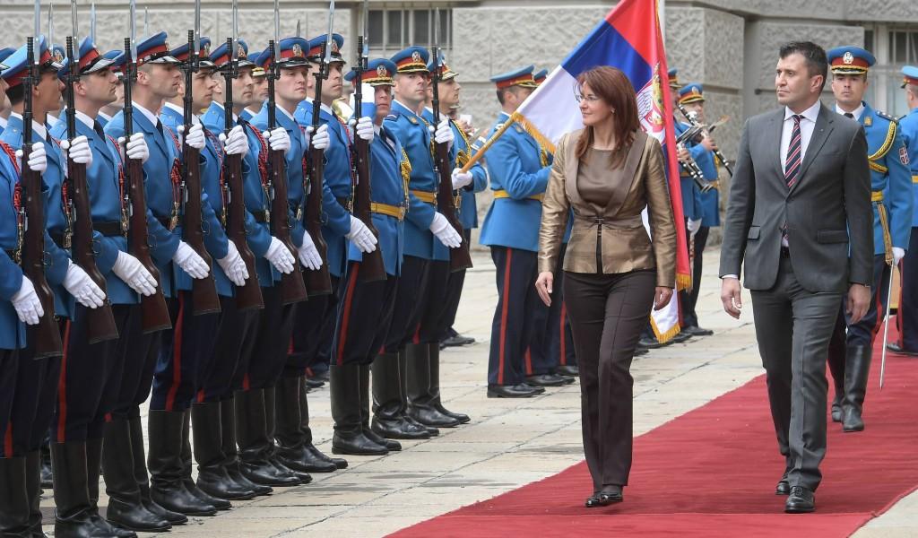Унапређење војне сарадње са Словенијом
