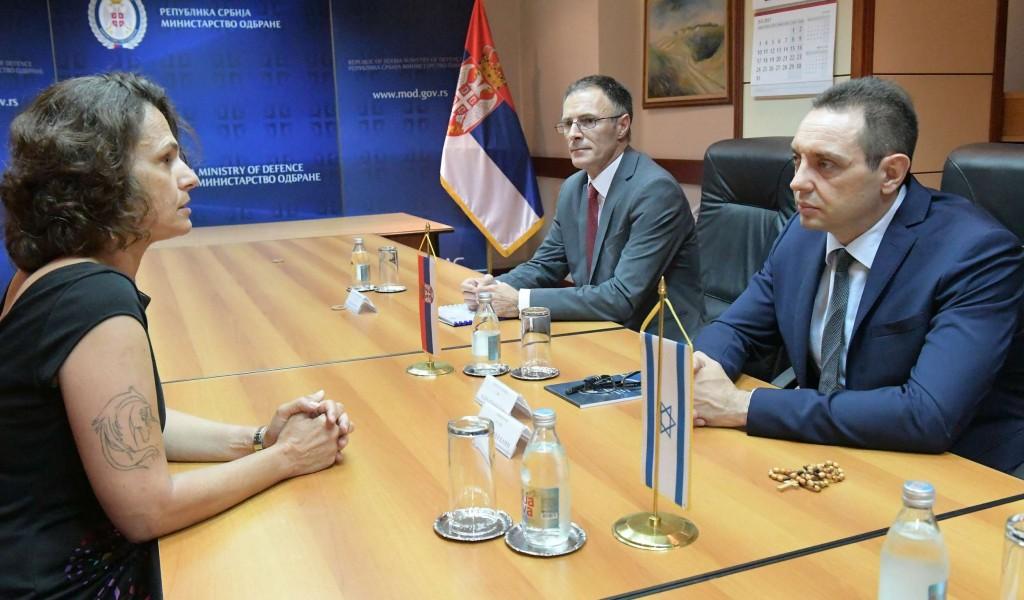 Нови простор за сарадњу Србије и Израела