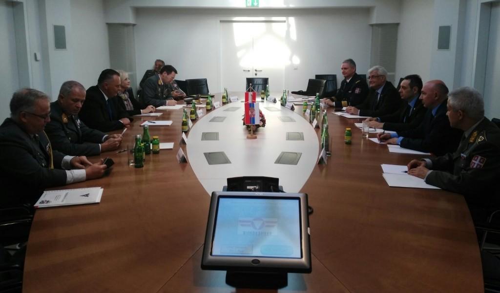 Потврда добре сарадње Србије и Аустрије