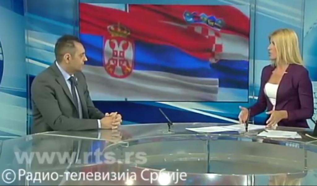 Министар Вулин Хрватској смета што Србија говори истину
