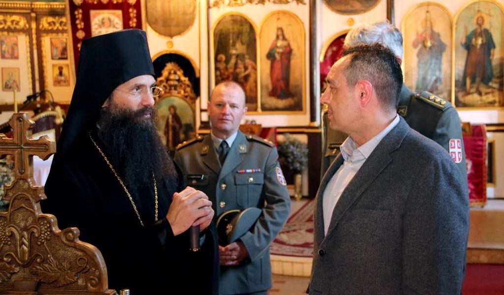 Унапређење верске службе у војсци