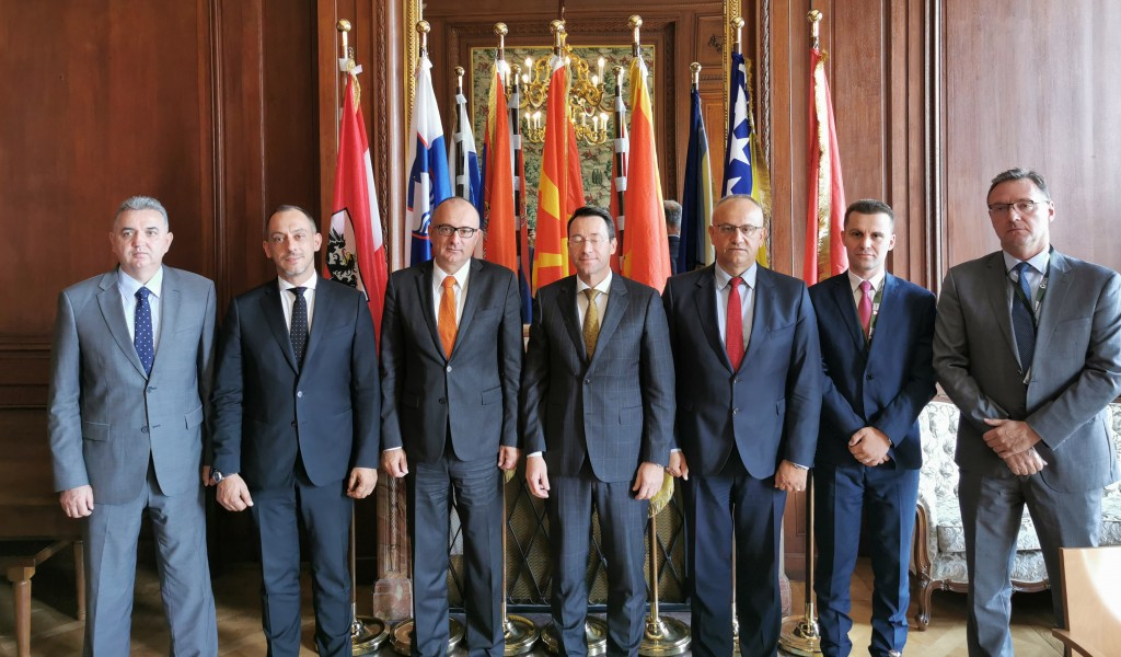 Meeting of the Western Balkans and Austria Defense Policy Directors