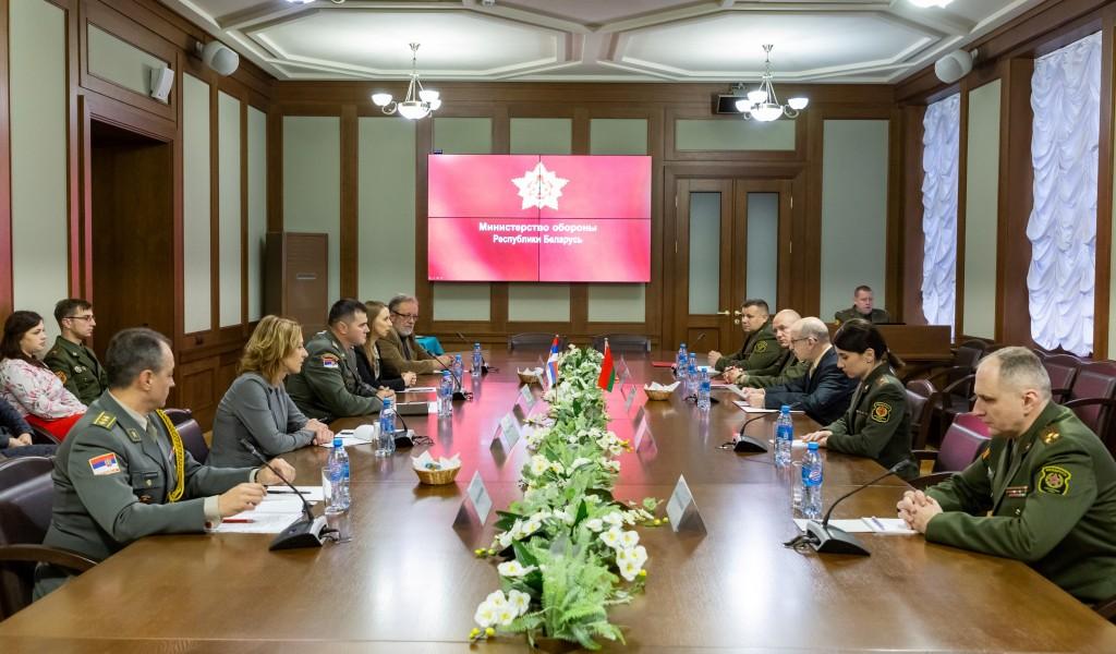 Delegation of the Public Relations Department visits Belarus