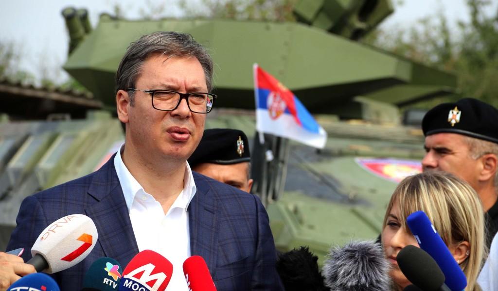 Председник Вучић Ми морамо да бринемо о Доњој Градини да нам нико никада не би забранио да одајемо почаст јасеновачким жртвама