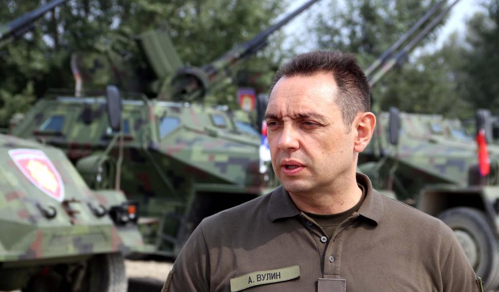Министар Вулин Војска Србије ће наставити да се сећа и увек ћемо обележавати јасеновачку трагедију
