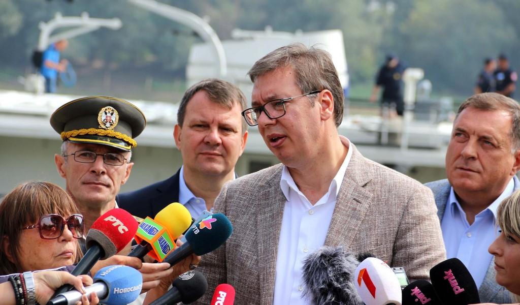 Predsednik Vučić Izgradićemo u Donjoj Gradini memorijalni centar za jasenovačke velikomučenike