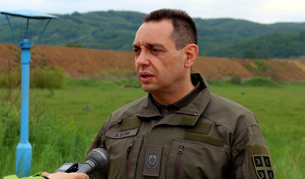 Министар Вулин Војска Србије почиње са дезангажовањем