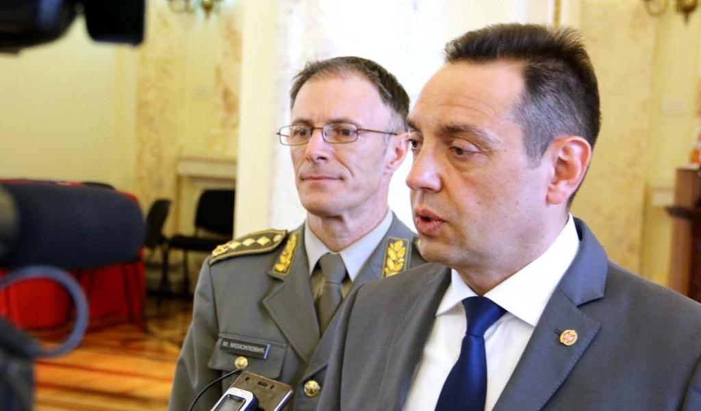 Министар Вулин Изузетно велики одзив за пријем у Војну гимназију