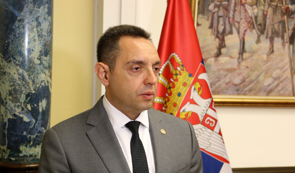 Minister Vulin Apis and his friends dreamt of unification of all the Serbs may their death be peaceful when their life was not
