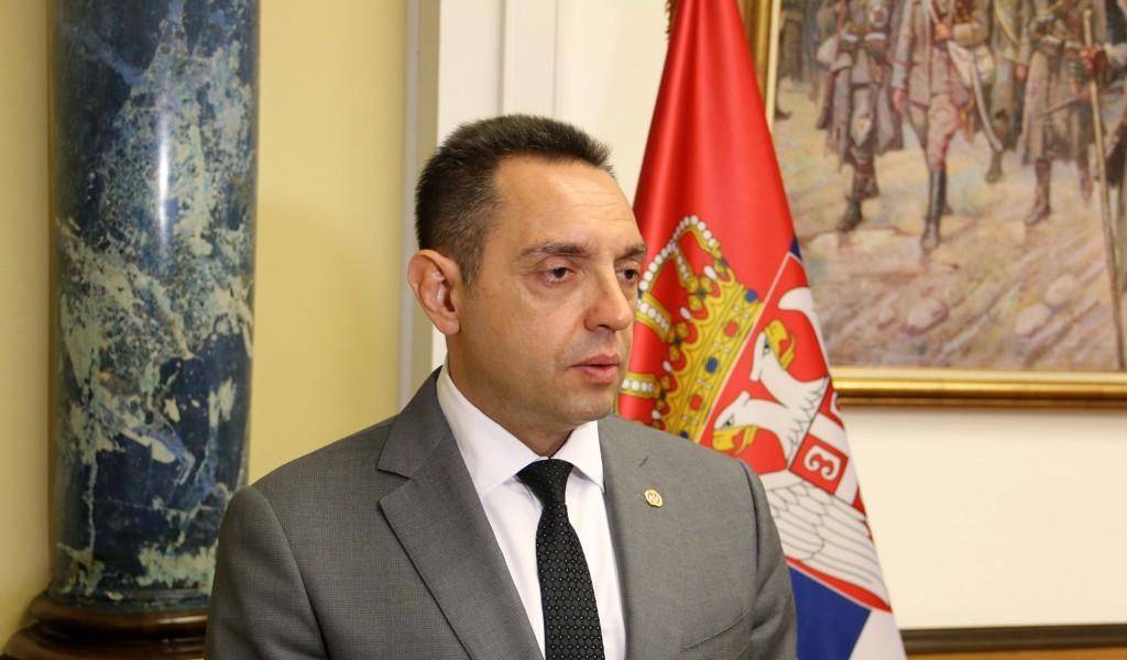 Министар Вулин Трепча јесте благо Србије Тачи ће се о њеној будућности питати колико и о историји Грачанице