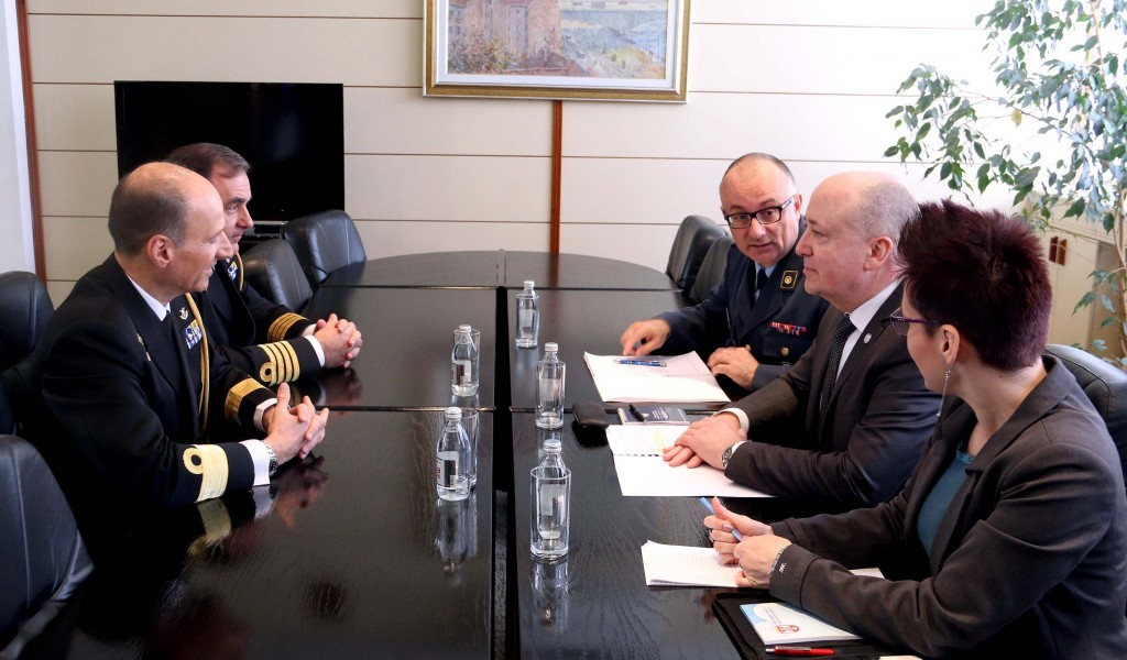 Cooperation with the Republic of Greece in the field of defense