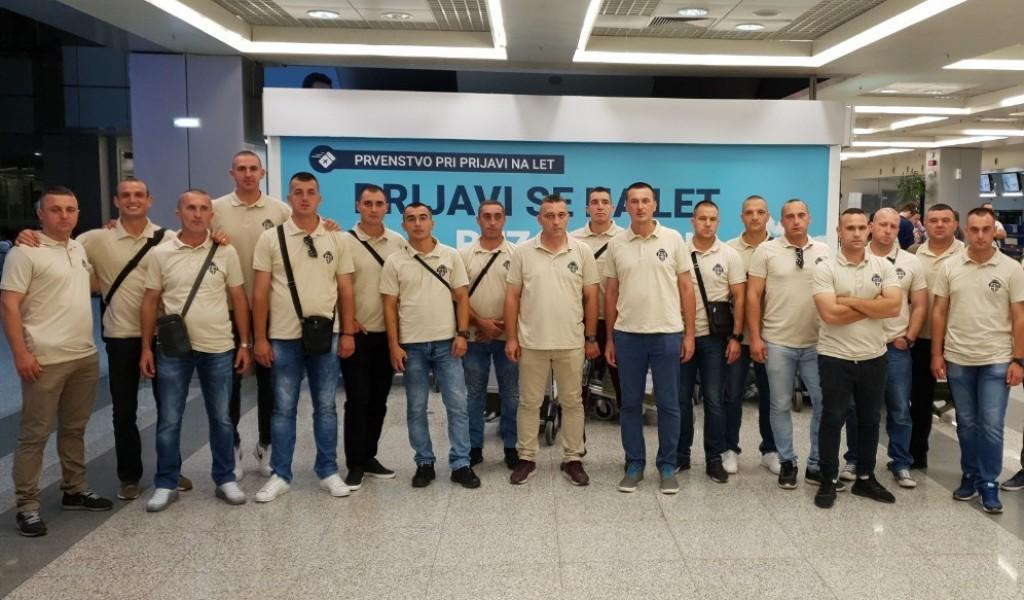 Тенкисти Војске Србије испраћени на Међународне војне игре