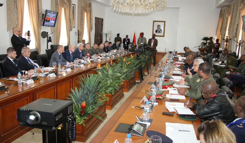 Четврто заседање Заједничког српско анголског комитета