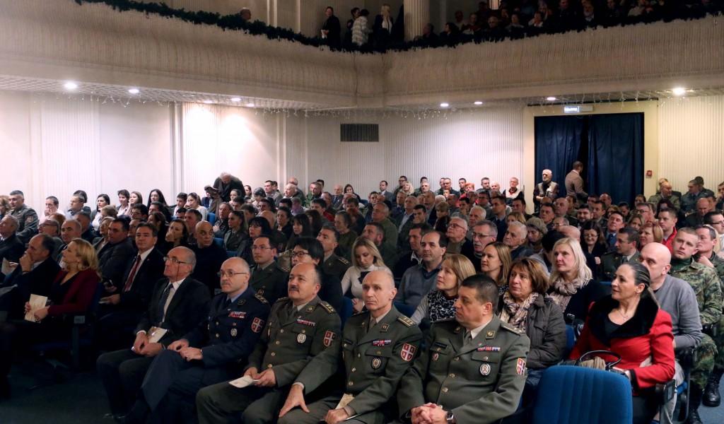 Академија сећања у Руском дому
