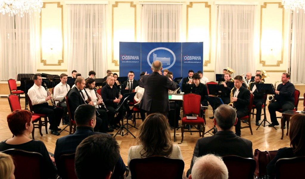 Concert of Film Music to Observe the Eight of March
