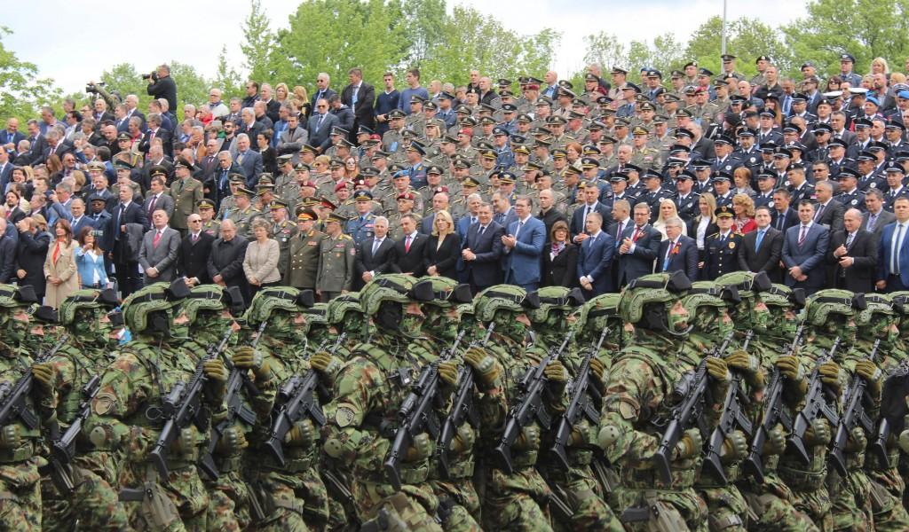ОДБРАНА СЛОБОДЕ показала снагу Србије