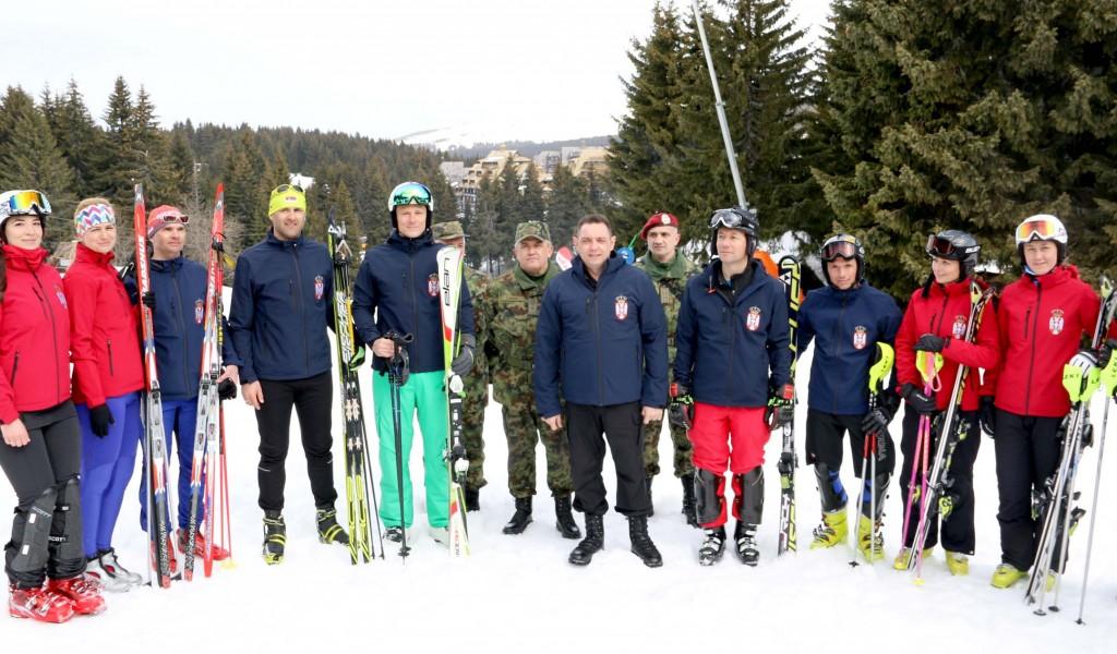 Vojni skijaši na ponos cele Vojske