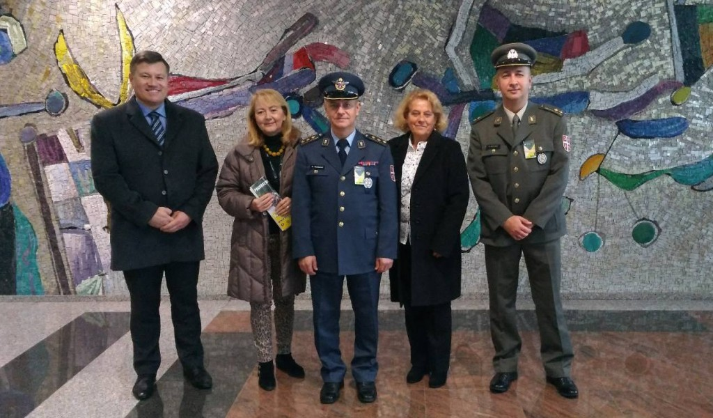 Посета делегације Сектора за буџет и финансије Републици Словенији