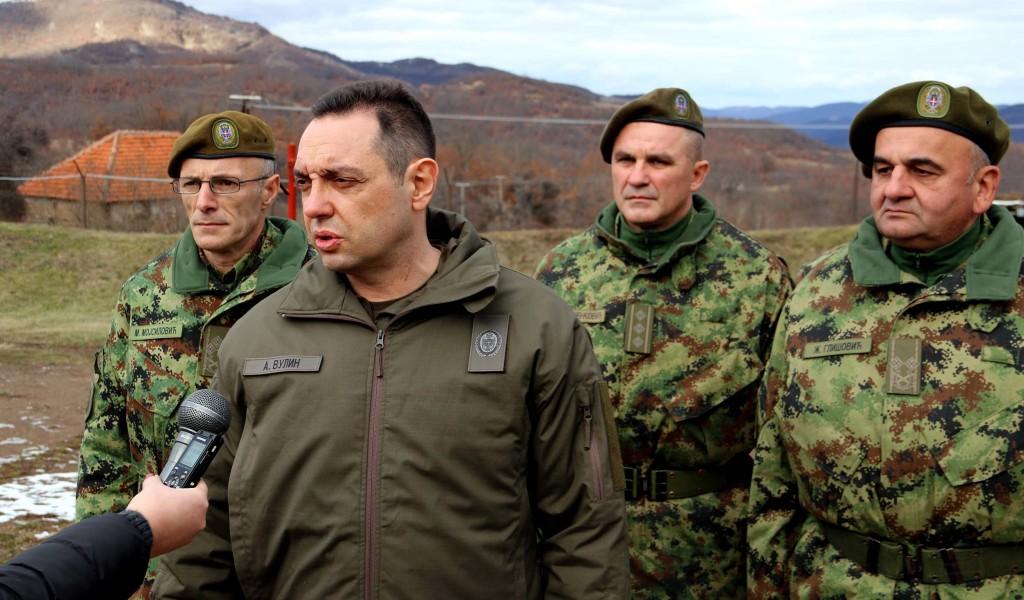 Министар Вулин: Позвао сам 53 министра одбране да спрече да неосуђени терористи направе војску